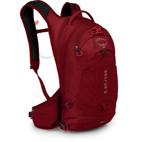 Osprey Raptor 10 Hydration Backpack Men Wildfire Red